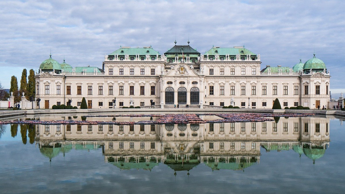 Belvedere-things-to-do-in-vienna-Austria